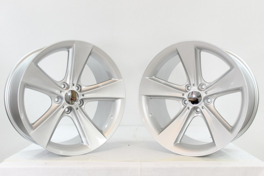 Bmw 19 Quot Concave Staggered Alloy Wheels 5 Series E60 E61