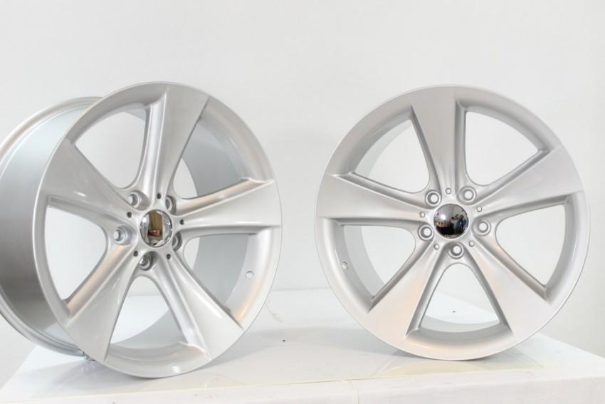 Bmw 19 Quot Concave Staggered Alloy Wheels 5 Series E60 E61 530d 535d E63 E64 128 Ebay