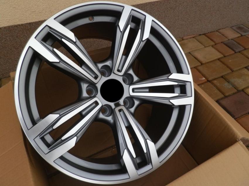 Bmw 18 Quot R222 New Alloy Wheels 5 Series E60 E61 530d 535d